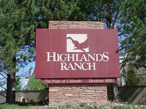 Highlands Ranch One Way